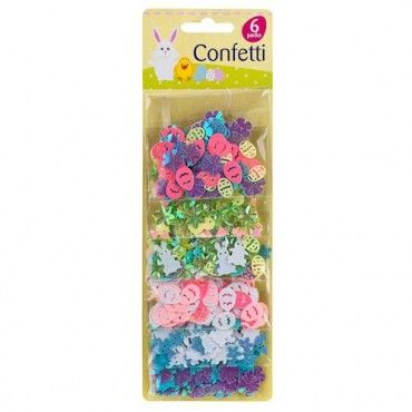 41 best poundland easter images on pinterest easter eggs and 1 pack contains 6 different varieties of easter themed confetti perfect for decorations or putting into cards and gift bags a great idea for a pinata negle Choice Image