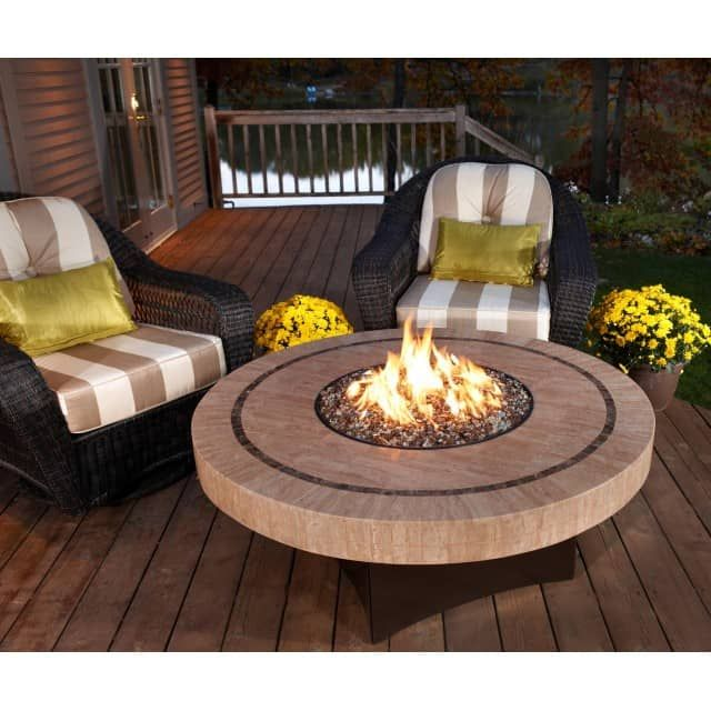 Propane Or Natural Gas Fire Pit Table With One Of The Highest BTUs In The  Industry. High Quality Fire Table Design That Will Give You Controlled Heat.
