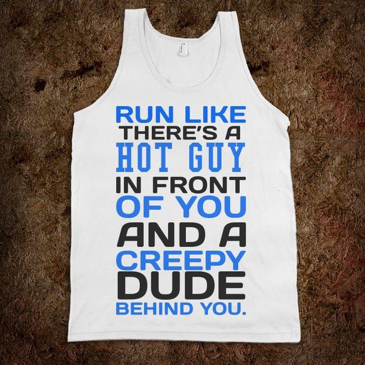 run T Shirts | Description: Run tank top tee t shirt work out gym  I need this shirt!!!!!