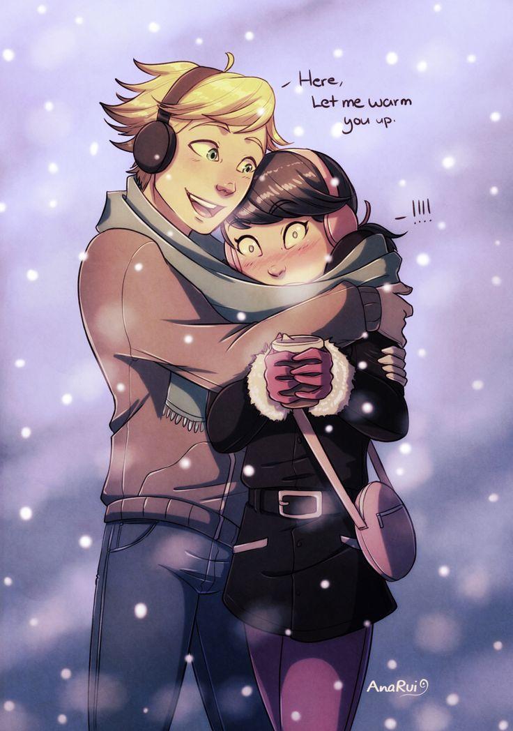"tiuanarui: ""Hey, @whimsicalplum, I'm your secret santa gifter for the @mlsecretsanta. I hope this is as romantic as you like lol """