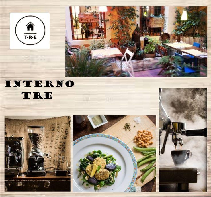 INTERNO TRE - REGGIO EMILIA: un ristorante dall'anima Vegan nel bel mezzo di una regione italiana che fa dei salumi il suo biglietto da visita. Luce soffusa e sorrisi sinceri tra una cucina aperta ed un giardino segreto.  Per la scelta del caffè Interno Tre ha scelto la selezione MEXICO A.L.S. , da proporre in estrazione ESPRESSO e DRIPPER, di Torrefazione Lady Cafè. Per conoscere tutti i locali dove poter trovare le nostre selezioni visita la pagina