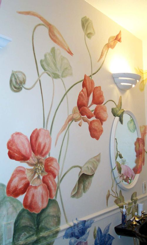 64 best Murals images on Pinterest Murals Painted walls and Wall