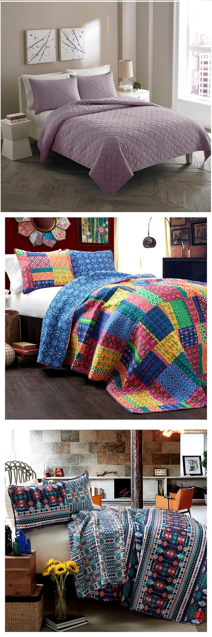 Shop Target for quilt sets you will love at great low prices. Free shipping on orders of $35+ or free same-day pick-up in store.