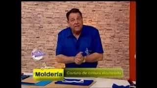 molde para tejido de punto hermenegildo zampar bienvenidas - YouTube