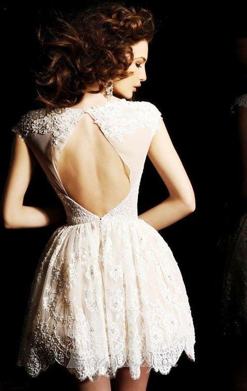 Lace Bridesmaid Dress <3