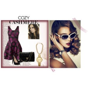 """""""Untitled #218"""" by catalinagarnet on Polyvore"""