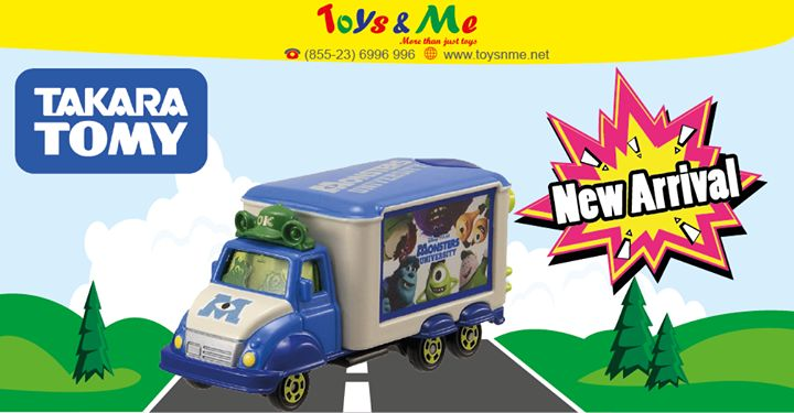 Takara Tomy, new sets! available at #Toys&Me with many tiny new cars for you. TOYSFORKIDS