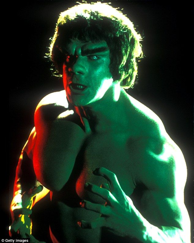 THE OLD SCHOOL INCREDIBLE HULK