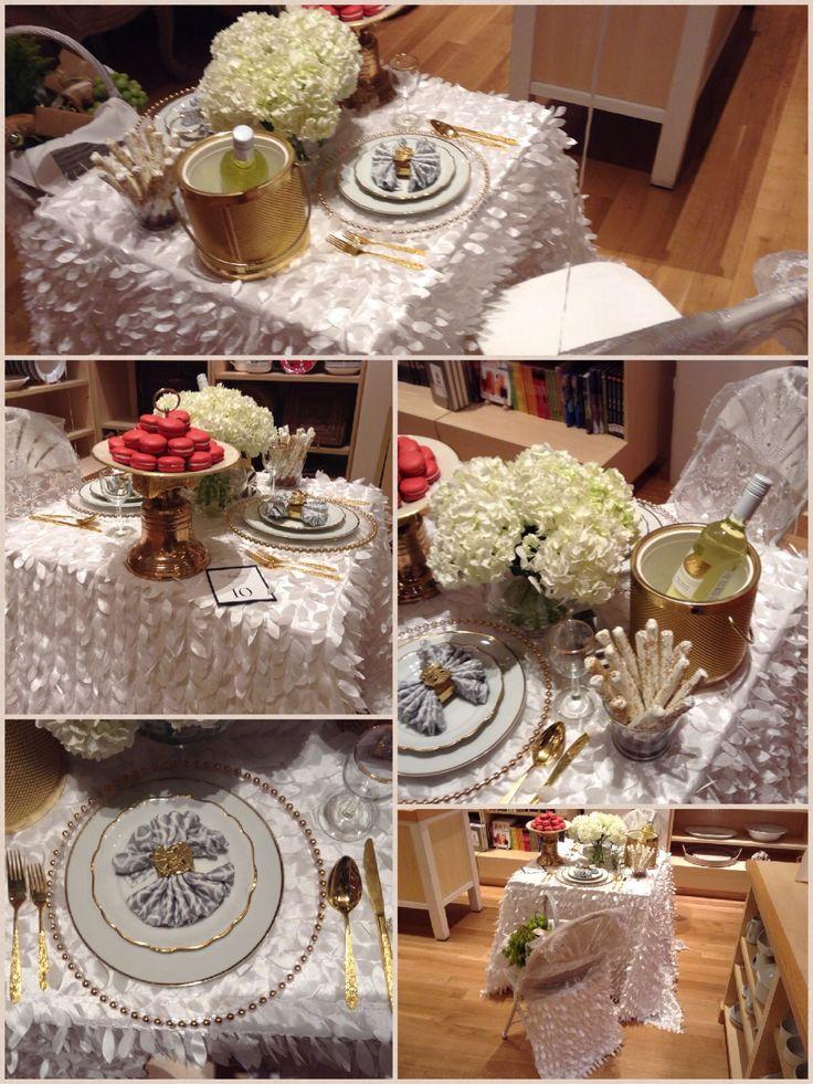 Diner En Blanc Philly Table Competition Diner En Blanc