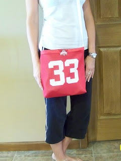 Colors Not Yet Invented: Ohio State Jersey to Bag