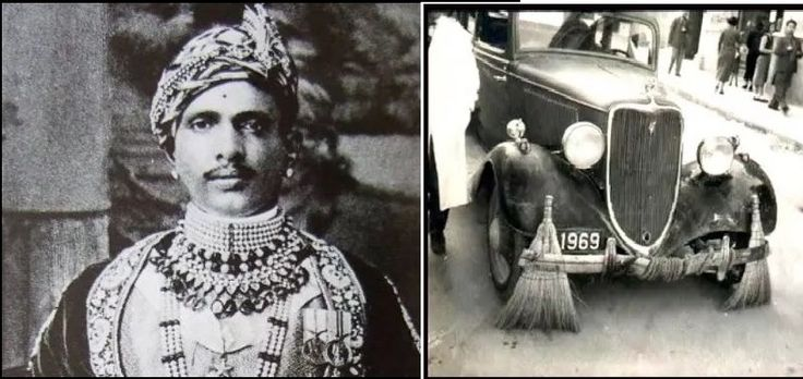 Indian King Used Rolls Royce For Garbage | Maharaja of Alwar Rajasthan