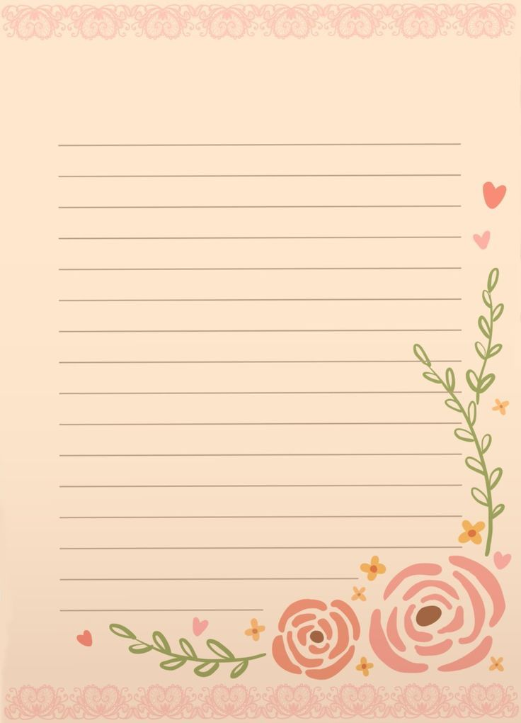 It is a picture of Smart Free Printable Stationery Templates for Word