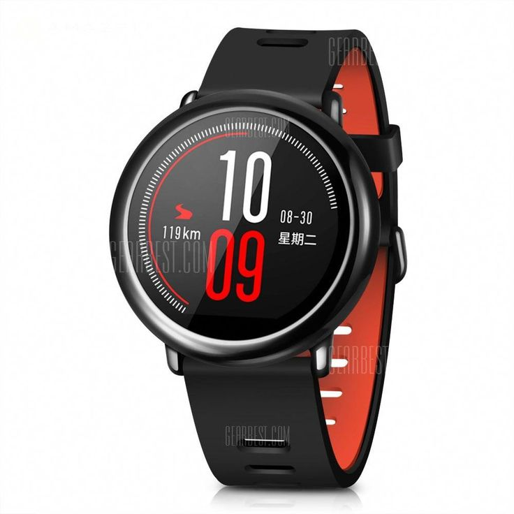 Original Xiaomi Huami Amazfit Heart Rate Smartwatch Paratirecordativo Smart Watch Smartwatch Bluetooth Xiaomi