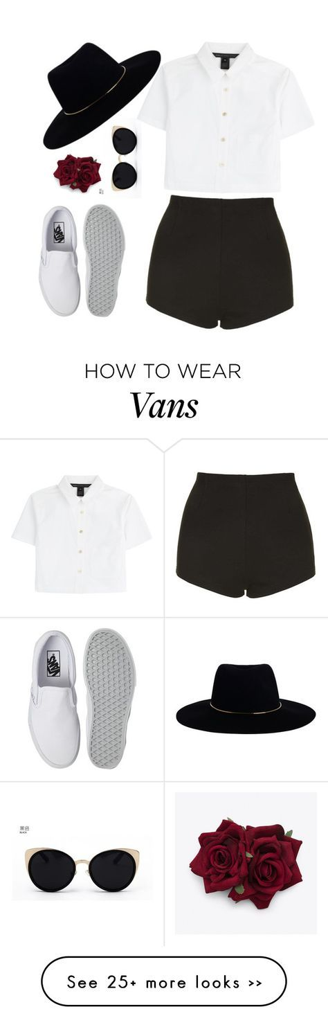 """""""FÅÑČŸ"""" by lululisi on Polyvore featuring Una-Home, Marc by Marc Jacobs, Topshop, Vans and Zimmermann"""