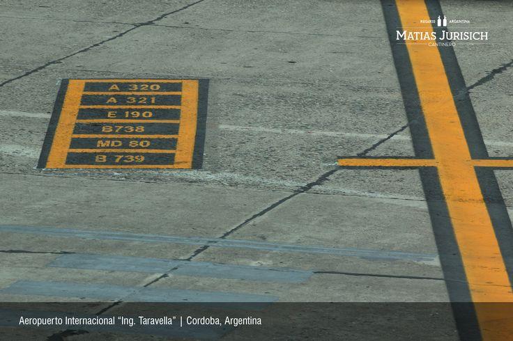 "Aeropuerto Internacional ""Ingeniero Taravella""   Córdoba, Argentina"