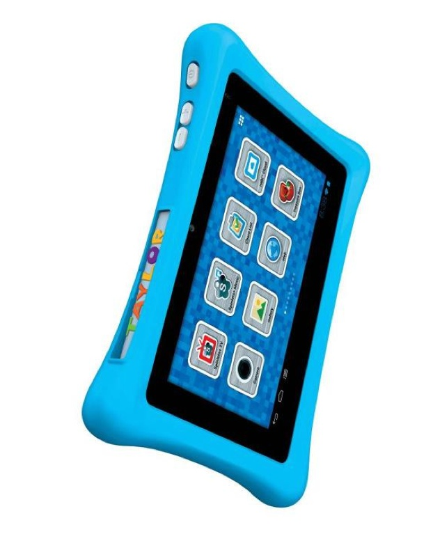 Blue Bumper. A great look for the nabi 2 #tablet. Customize the #nabi 2 tablet with your child's favorite color bumper! Available at the nabi #Shop!