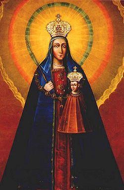 Matka Boża Kodeńska.  http://www.malopolska24.pl/index.php/2014/06/koden-sapiehowie-krasiczyn/
