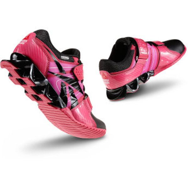 Reebok CrossFit Womens Oly U-Form Plus Black | Sprint Fit