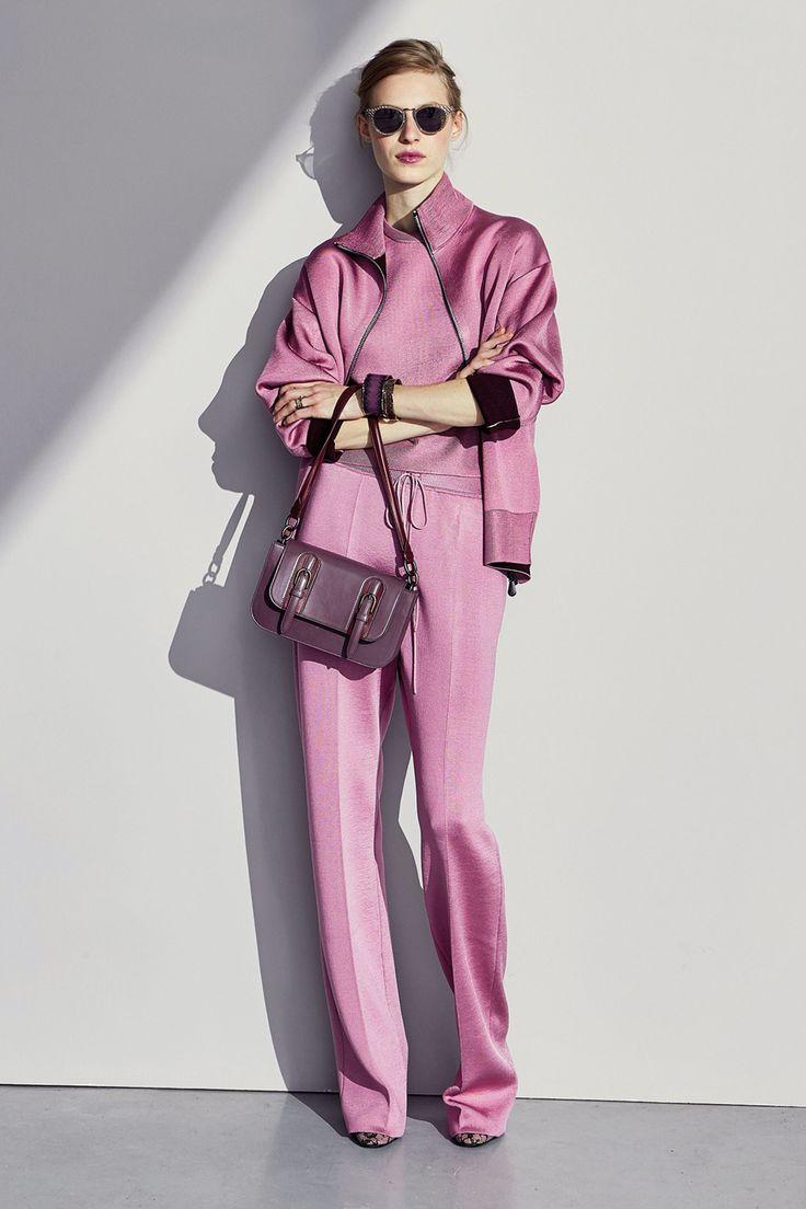 Bottega Veneta - Pre-Fall 2017. ~ Like the color & the purse.