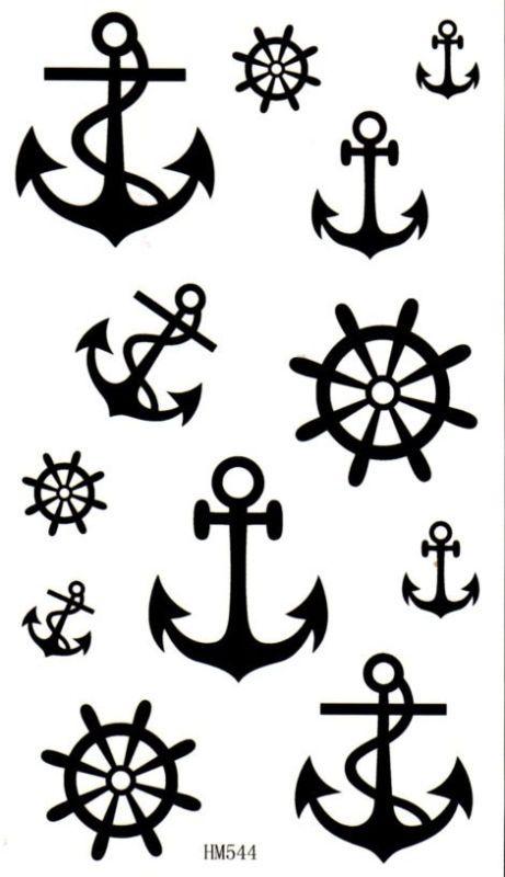 25+ melhores ideias de Tatuagem do leme do navio no Pinterest
