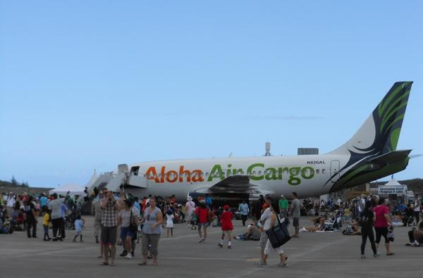 17 best images about cargo airlines aloha air cargo on for Howell s motor freight