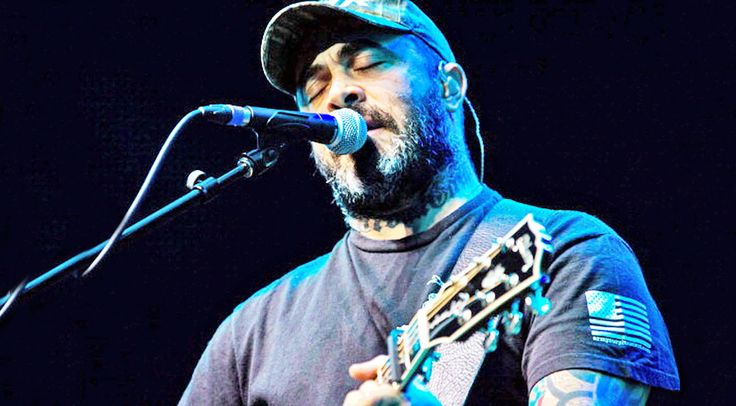 Country Music Lyrics - Quotes - Songs Aaron lewis - Aaron Lewis Pays Tribute To Those Who Made The Ultimate Sacrifice In New Song 'Folded Flag' - Youtube Music Videos https://countryrebel.com/blogs/videos/aaron-lewis-folded-flag
