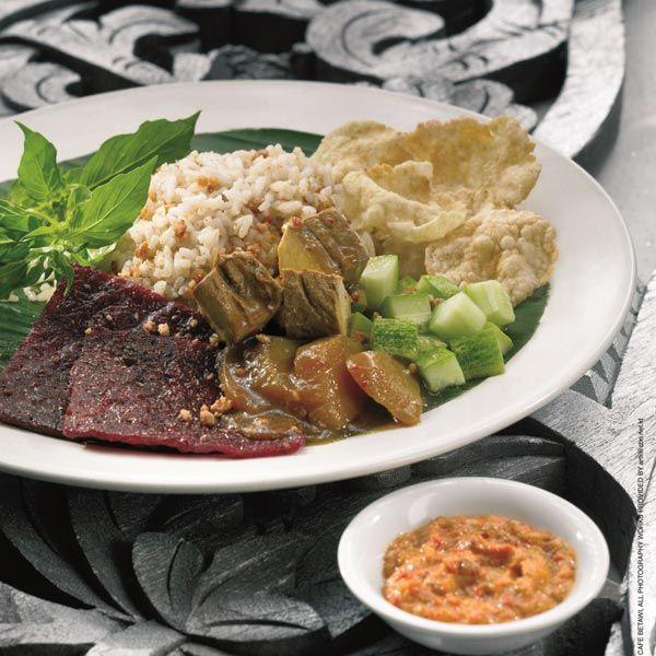 Nasi Ulam, Jakarta – Indonesian Rice Dish