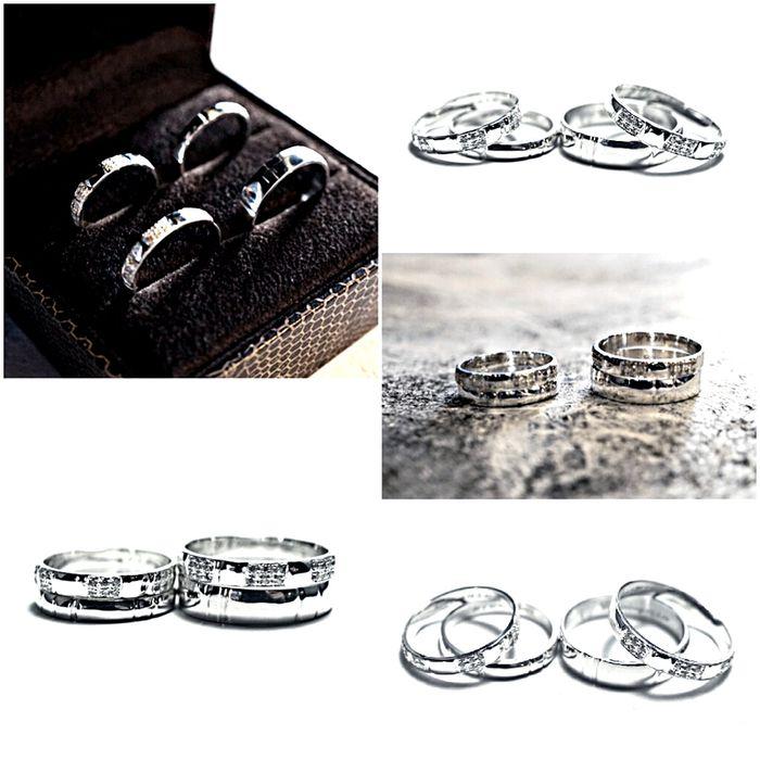 자유자재 세로줄 커플링 Couple Rings design by Meden agan