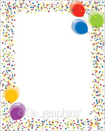 Poster Board Lets Party Design, 22x28, 10/Case