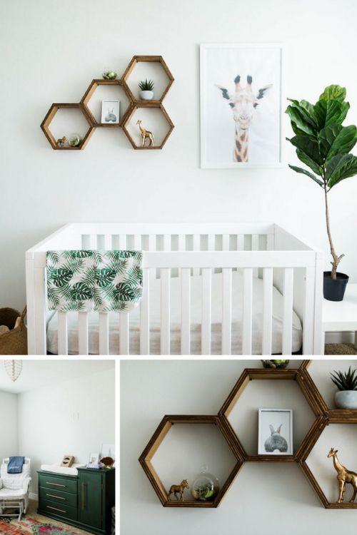 Koda's gender neutral nursery