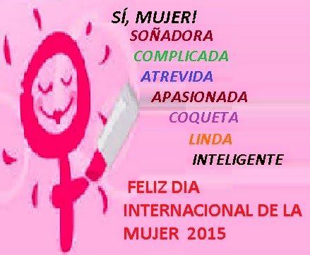 Poema Para El Día De La Mujer Trabajadora Y Fuerte | Frases De ...