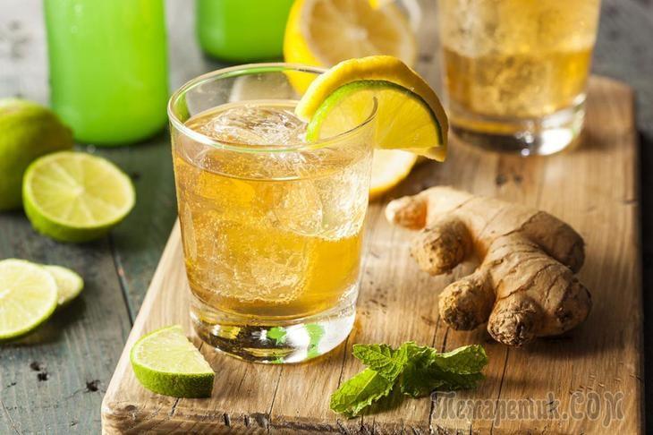 Травяные чаи, как правило, являются первой помощью при лечении многих заболеваний. Имбирь, корица и мед: смесь против воспалений, простуды, гриппа, судорог, диабета и рака!Специалисты народной медицин...