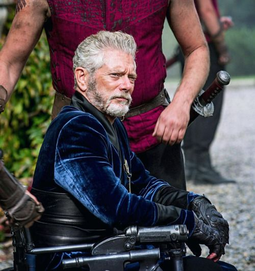 "Stephen Lang As ""Waldo"" - Into The Badlands 2"