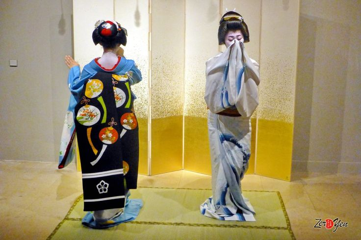 Interview : Satsuki (geiko) et Marika (maiko) – Zero Yen Media
