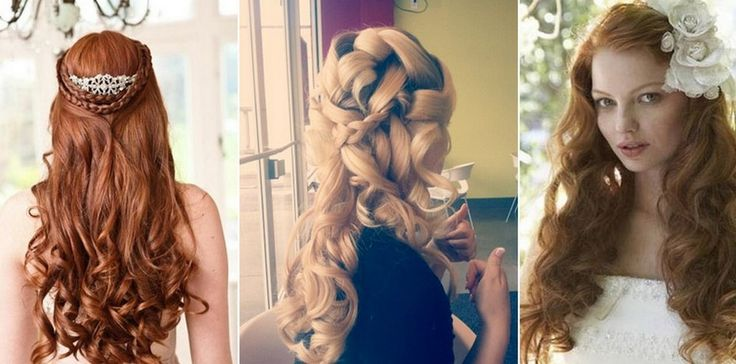 1000 Ideas About Wedding Hairstyles On Pinterest: 1000+ Ideas About Wedding Down Dos On Pinterest