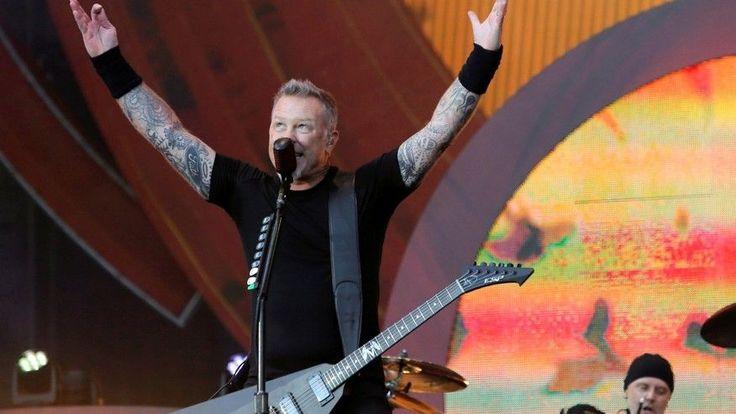 Metallica singer leaves Bay Area because of 'elitist' attitude | Fox News
