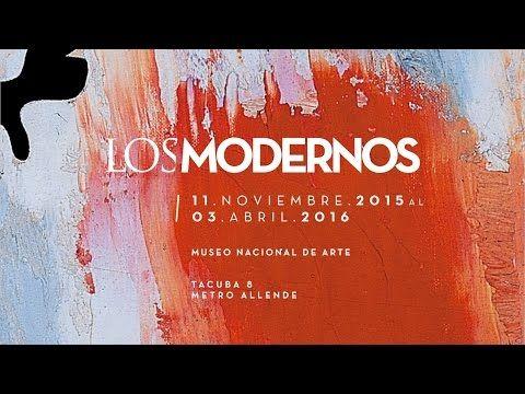 Museo Nacional de Arte: Los modernos