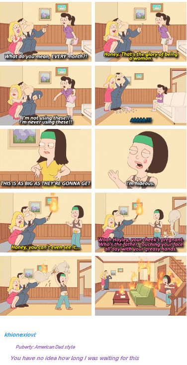 I love this show American Dad. | American dad, American
