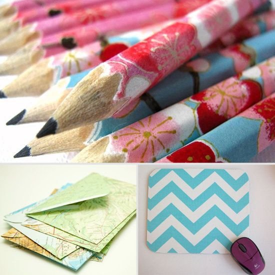 Deck Out Your Desk With Unique Office Supplies From Etsy