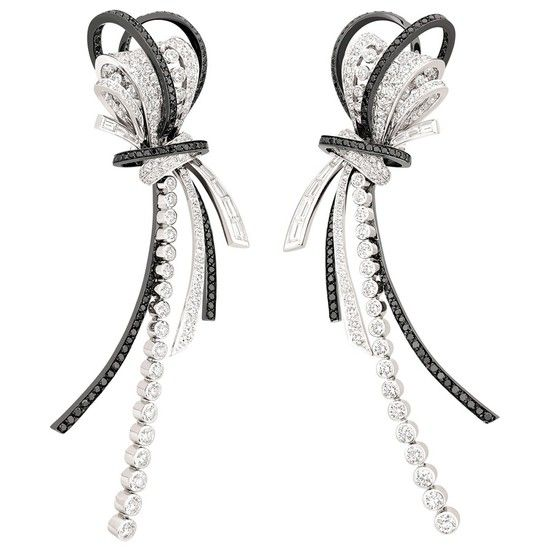 Chanel Couture earrings