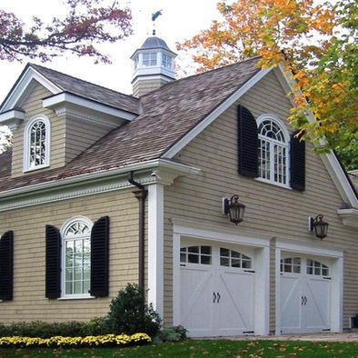 Spaces Country Style Exterior Shutters Design, Pictures, Remodel, Decor and Ideas - page 8