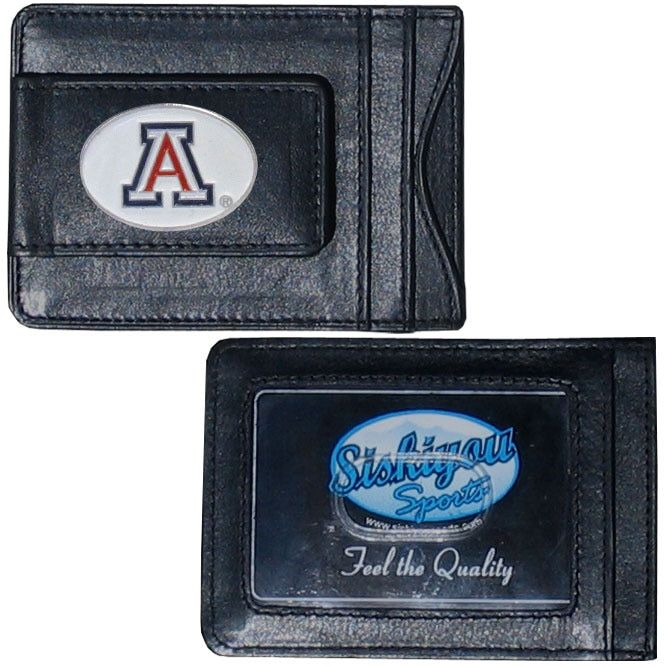 Siskiyou Collegiate Arizona Wildcats Cash and Cardholder