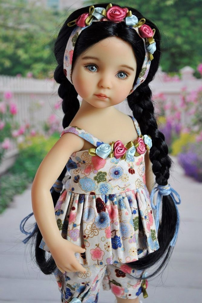 T-shirt and Leggings for Dolls. №252 Clothes for Barbie Doll