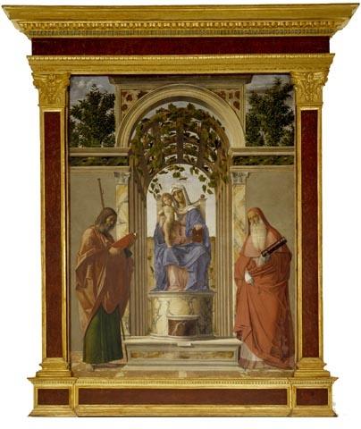Cima da Conegliano, Madonna della Pergola Arte, Dipinti