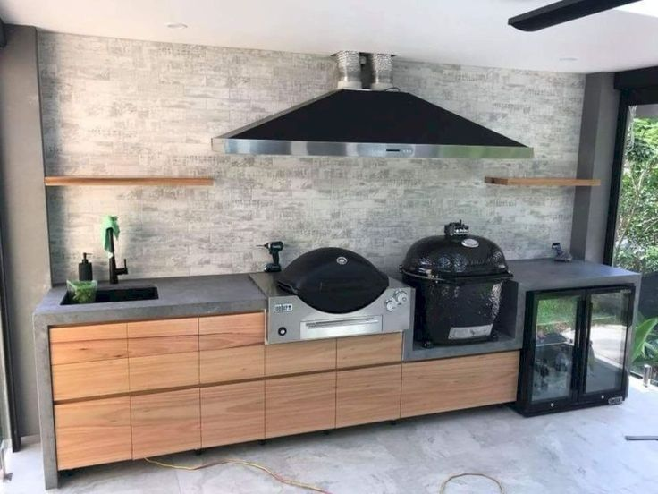 Ideen Fur Deine Gartenkuche Outdoor Bbq Kitchen Outdoor Kitchen Plans Outdoor Kitchen Design