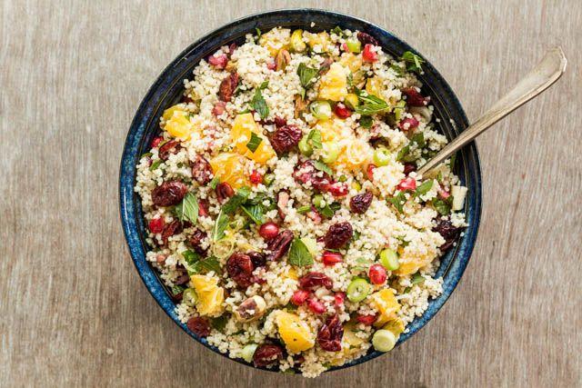 orange pistachio pomegranate couscous salad couscous salad recipes ...