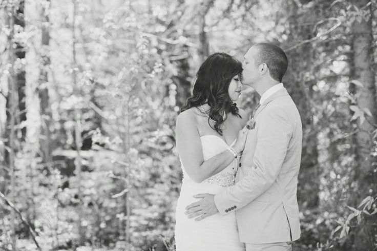 Maggie Sottero Divina Dress / Canmore Wedding @kristynhphoto