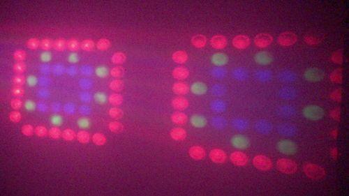 ESTÁ DE VOLTA! Led Moon Flower 2 - RGB DMX Áudio-Rítmico 220v. Compre o seu antes que acabe em http://www.aririu.com.br/moon-flower-multi-raio-de-sol-dmx-led-rgb-audioritmico_91xJM