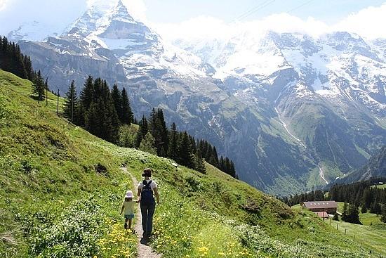 Murren Switzerland  city photo : Murren, Switzerland | Places to See | Pinterest