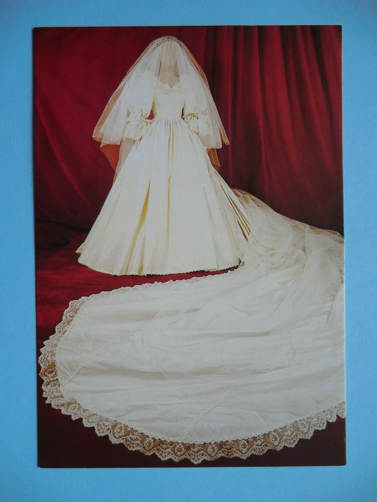 36 Best Princess Dianas Wedding Dress Images On Pinterest